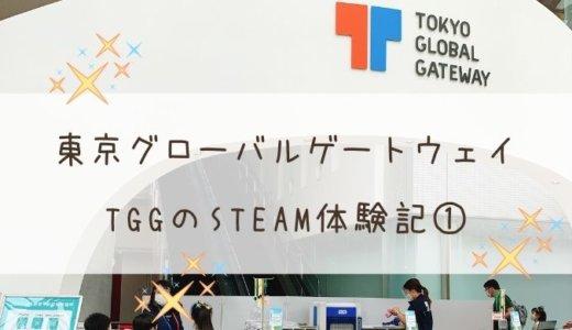 【東京グローバルゲートウェイ】TGG のSTEAM体験記①